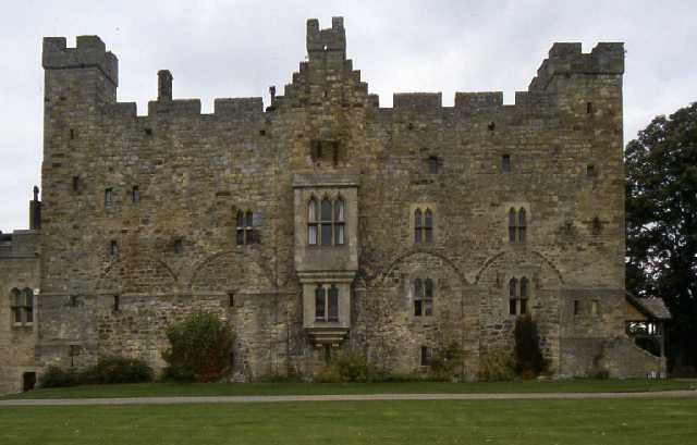 Haughton castle and Archie Armstrongs ghost Haughton-castle-northumberland-3